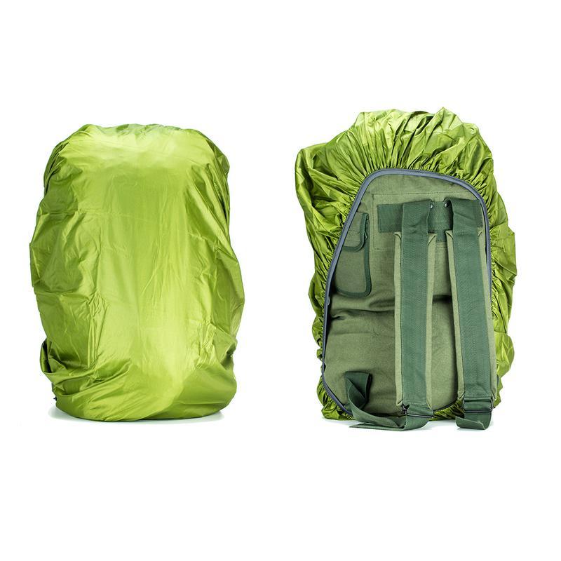 Raincover.Чехол на рюкзак водонепроницаемый, 7цветов,7размеров. - Фото 4