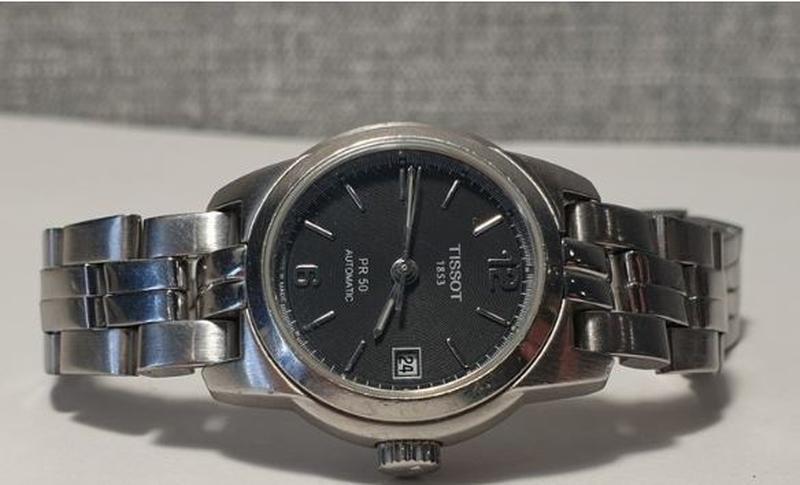 Женские часы tissot pr50 automatic оригинал