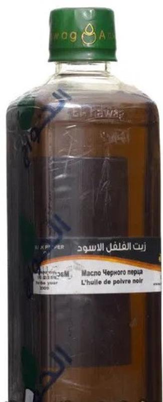 Масло Чёрного Перца 500мл от El Hawag из Египта