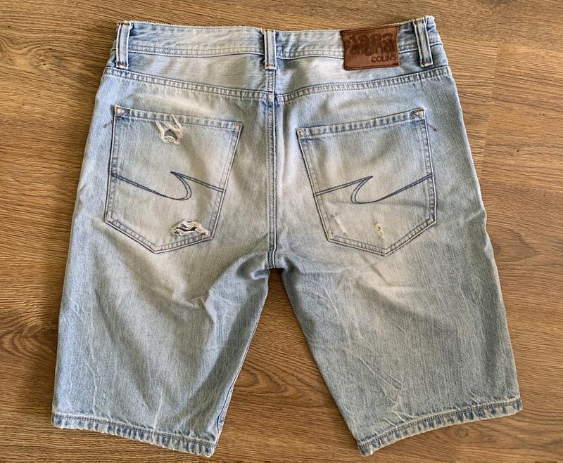 Чоловічі шорти від colin's, мужские шорты, чоловічі шорти на л... - Фото 4