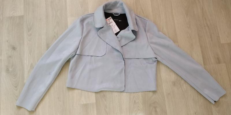!продам новую женскую демисезонную куртку пиджак ветровку rese...