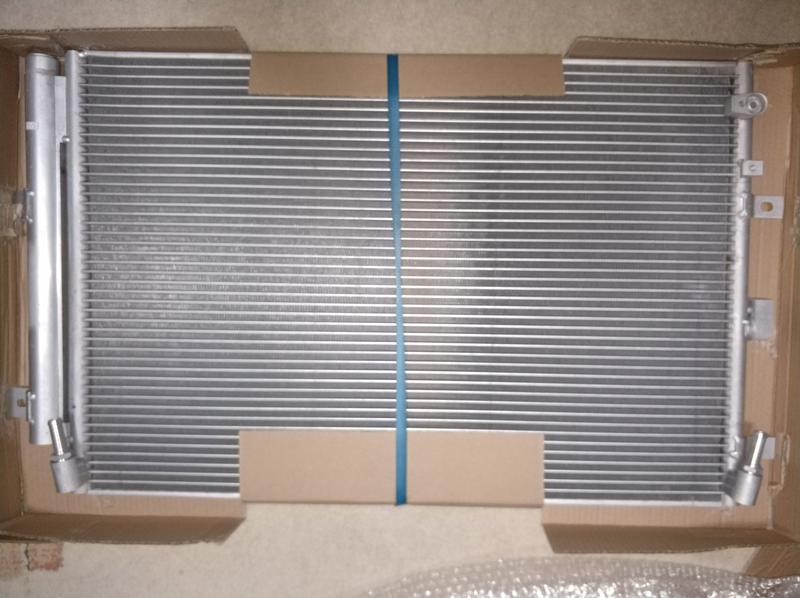 Радиатор кондиционера Ford Edge 2015 - 2017 / Lincoln MKX / Escap