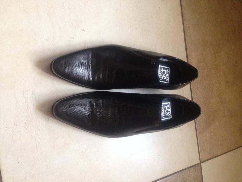 Итальянские туфли Mirko Ciccioli