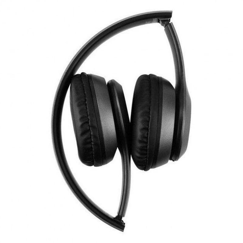 Беспроводные наушники Wireless P47 Bluetooth складные + радио ... - Фото 6