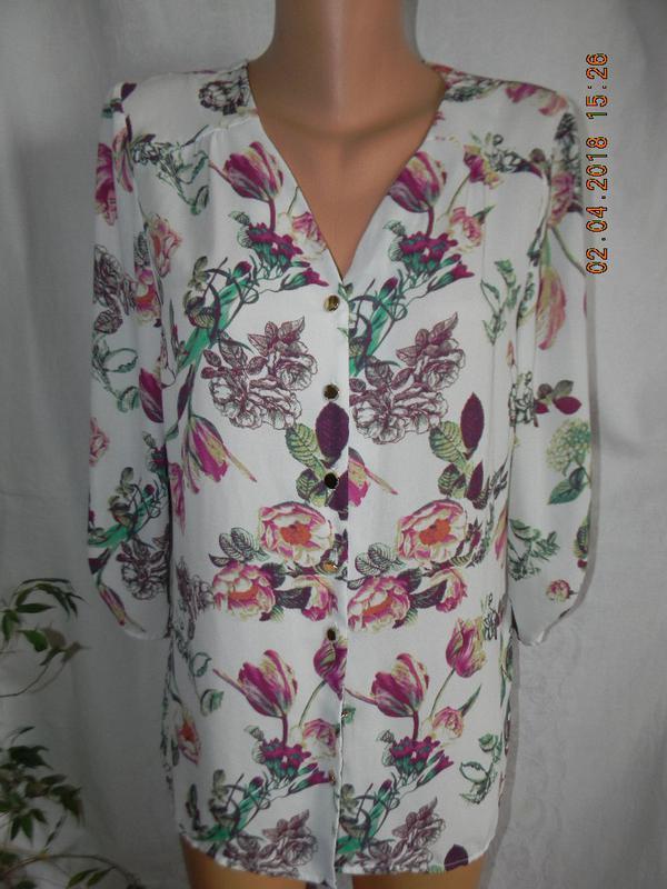 Блуза с принтом bhs