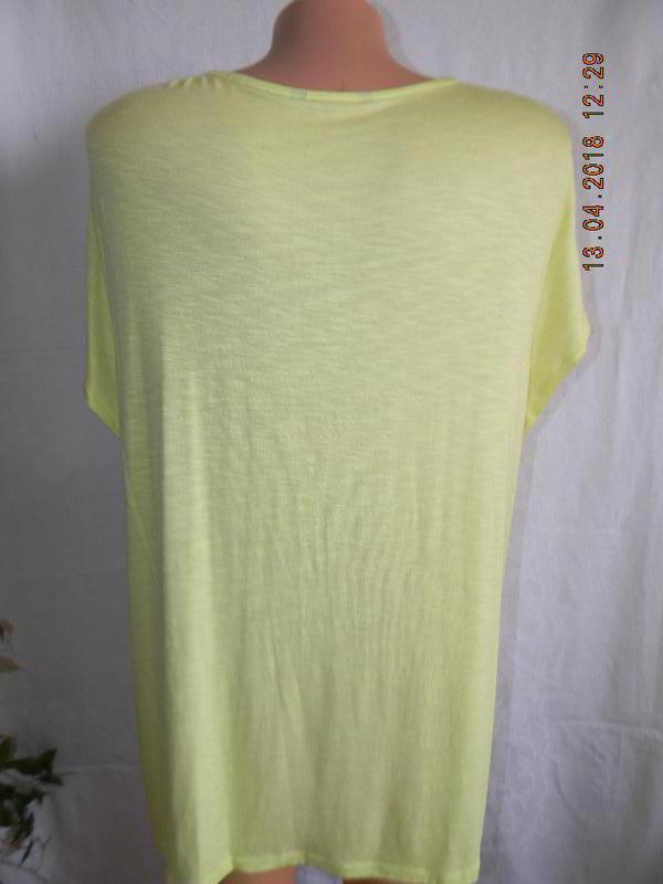 Натуральная блуза большого размера - Фото 3