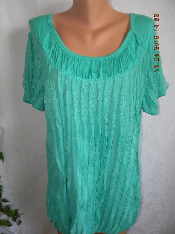 Натуральная блуза франция