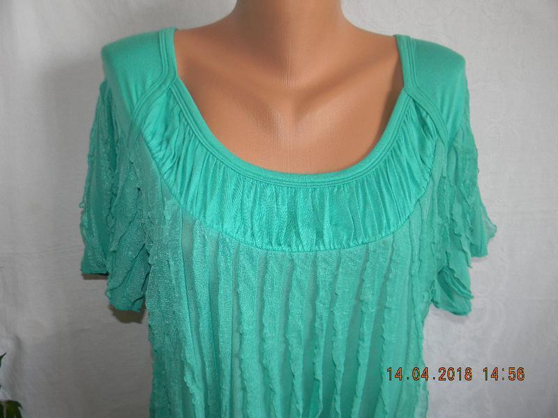 Натуральная блуза франция - Фото 2