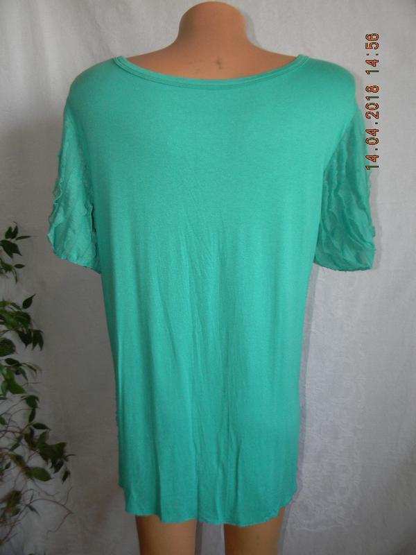 Натуральная блуза франция - Фото 3