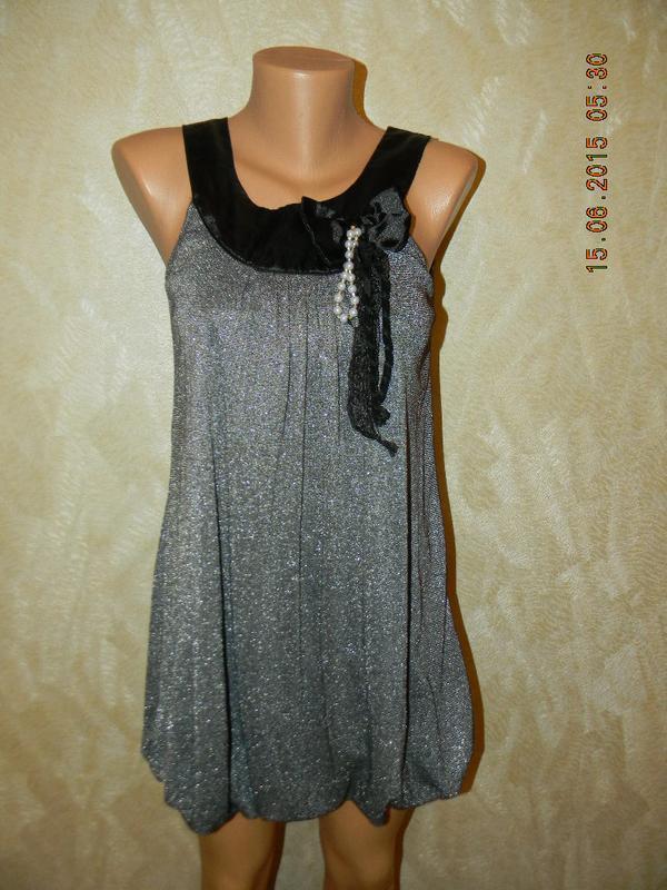 Платье-сарафан нарядное