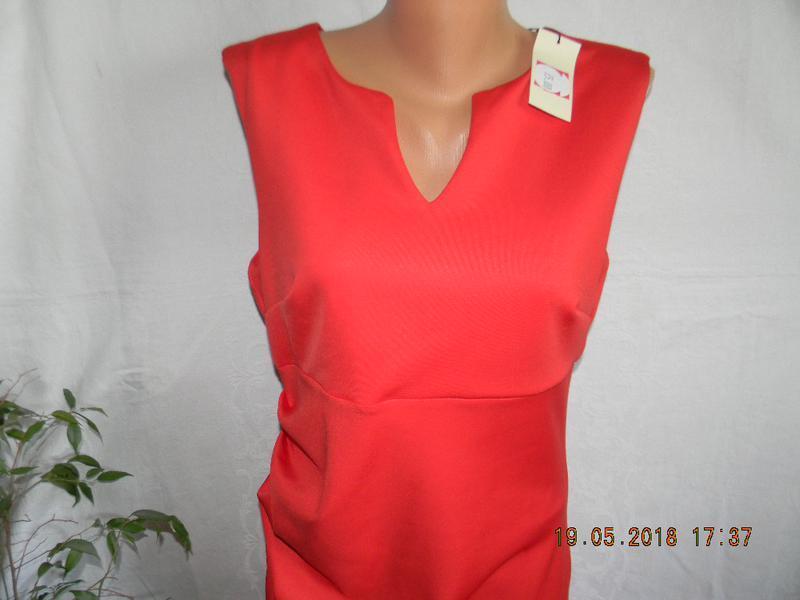Элегантное новое красное платье papaya - Фото 2