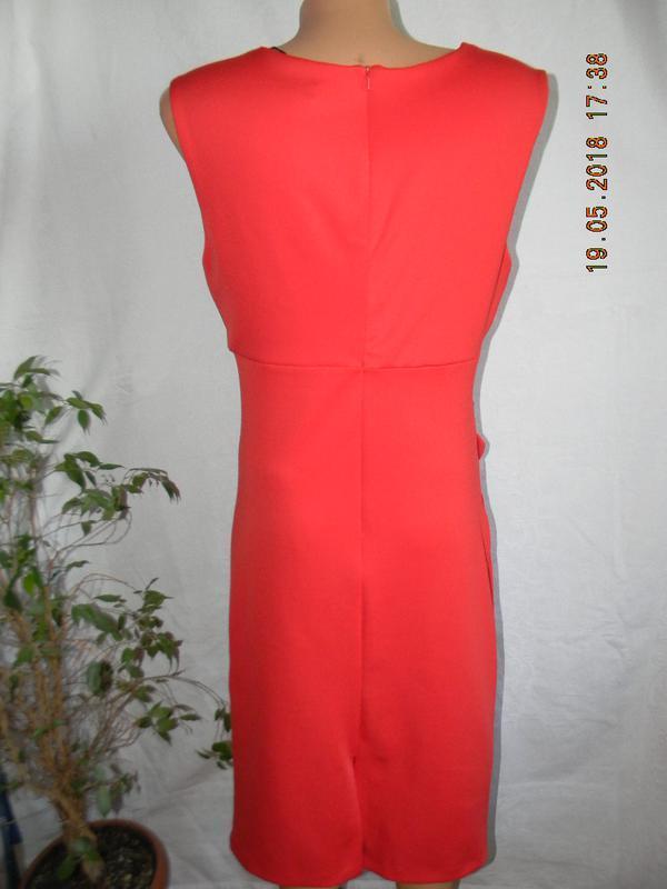 Элегантное новое красное платье papaya - Фото 3