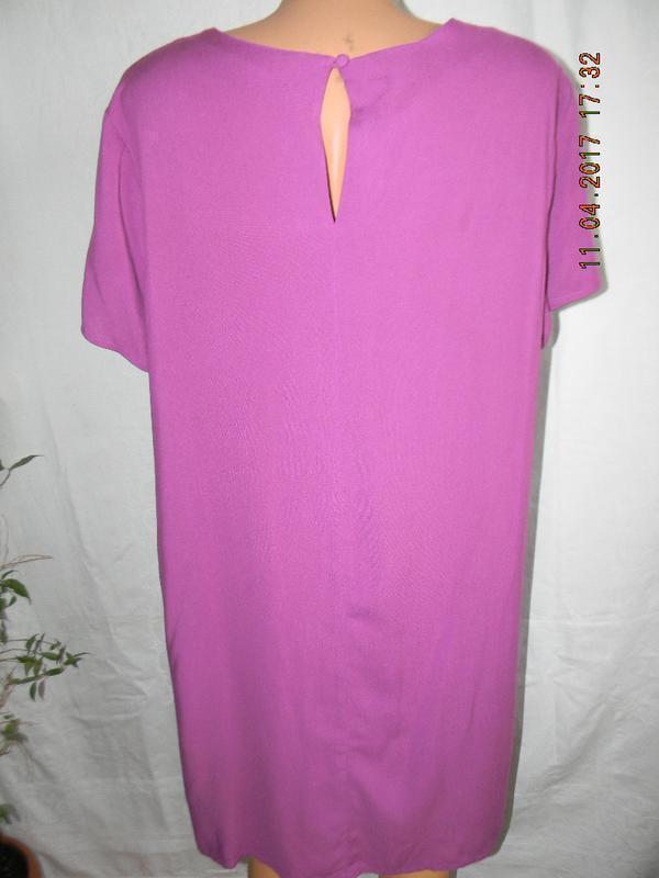 Вискозное платье большого размера tu - Фото 2