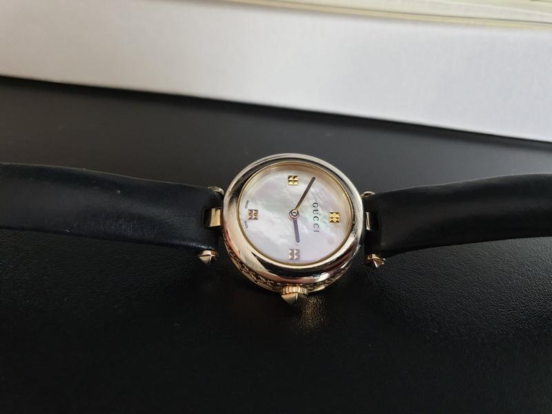 Женские часы gucci оригинал - Фото 2