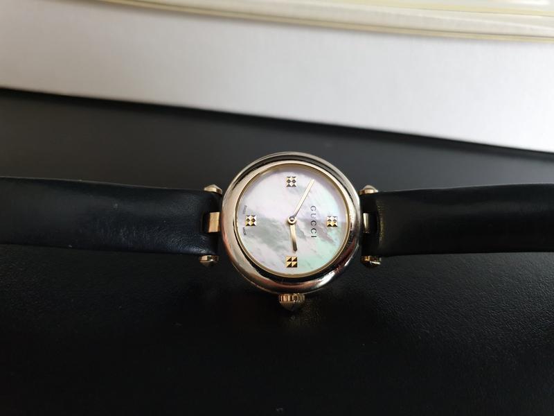 Женские часы gucci оригинал - Фото 4