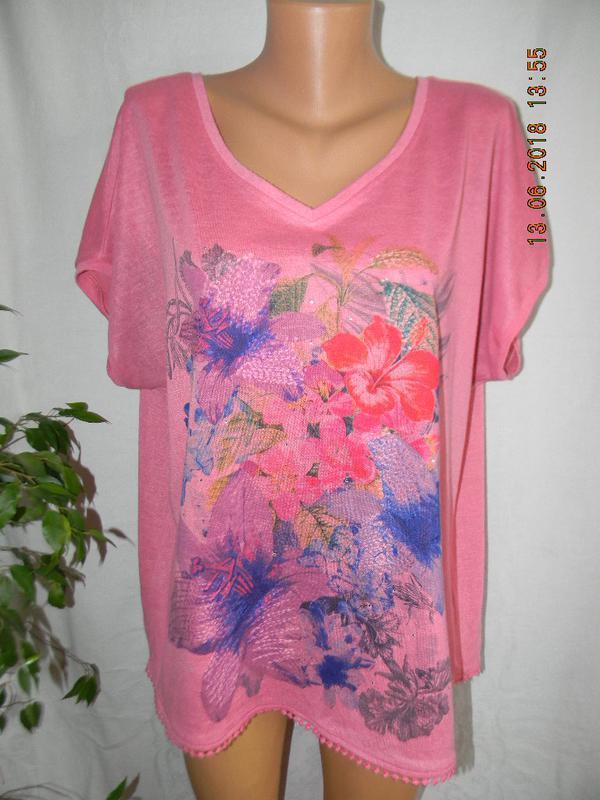 Красивая блуза большого размера next