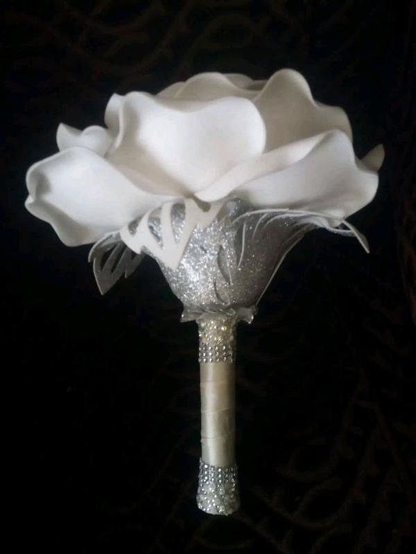 Большая роза - Фото 2