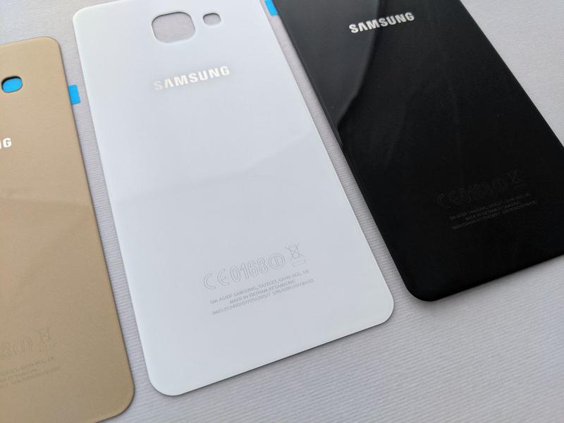 Samsung Galaxy a3 a5 a7 (2016) задняя крышка стекло a310 a510 зад - Фото 4