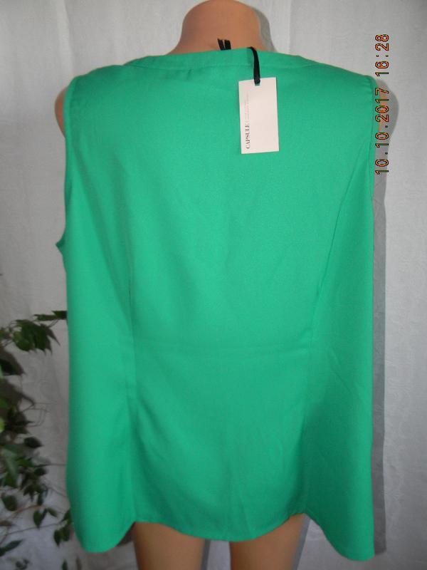 Новая блуза большого размера capsule - Фото 3