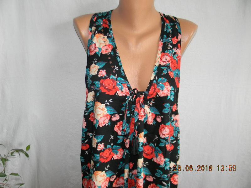 Новое пляжное  платье primark - Фото 2