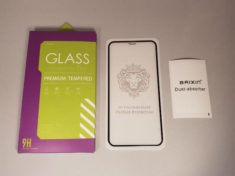 Apple iPhone 11 Pro / 11 Pro Max / 11 стекло защитное 5D FULL ... - Фото 2