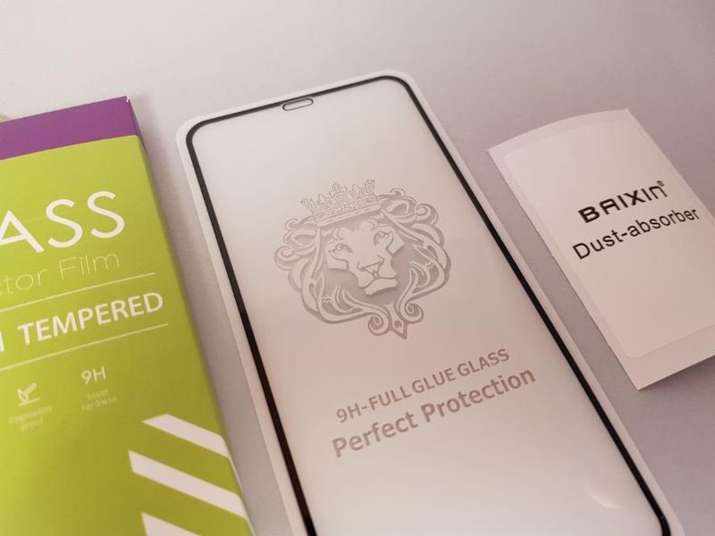 Apple iPhone 11 Pro / 11 Pro Max / 11 стекло защитное 5D FULL ... - Фото 4