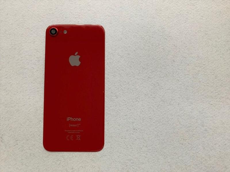 Apple iPhone 8 заднее стекло на замену крышка зад 8 новые ремонт - Фото 2
