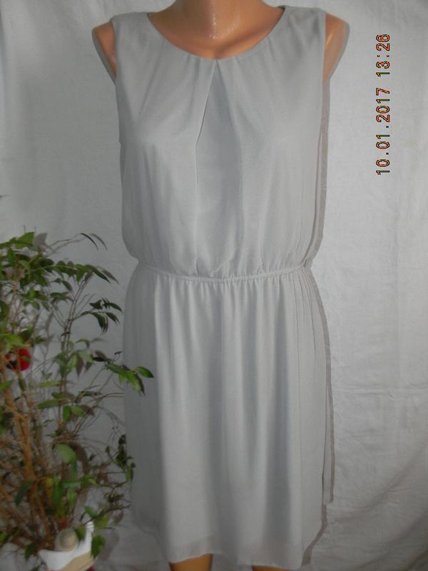 Новое шифоновое платье f&f