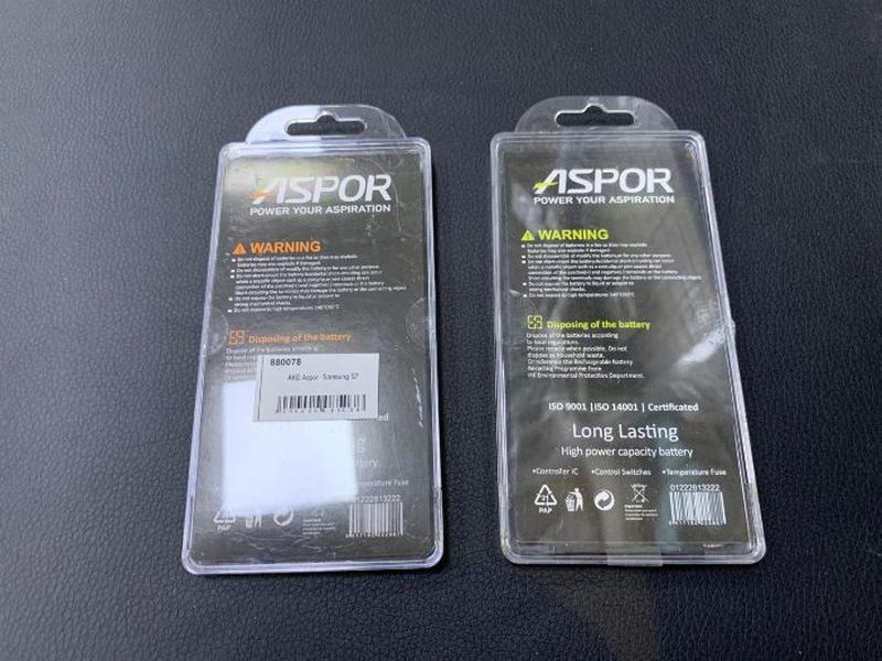 Samsung Galaxy S7 / S7 Edge аккумулятор АКБ батарея G930 G935 s7 - Фото 4