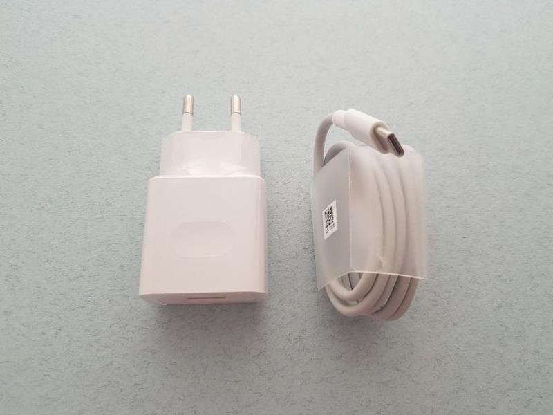 Huawei Type C быстрое зарядное и кабель оригинал P9 P10 8 P20 ... - Фото 6