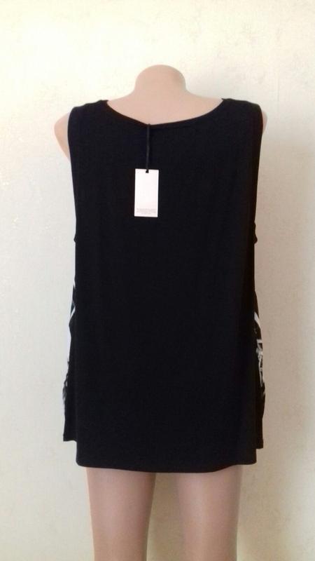 Новая блуза с принтом - Фото 3