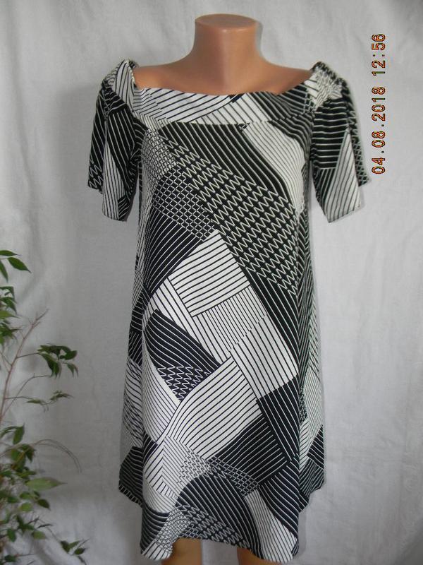 Новое легкое платье с открытыми плечами new look