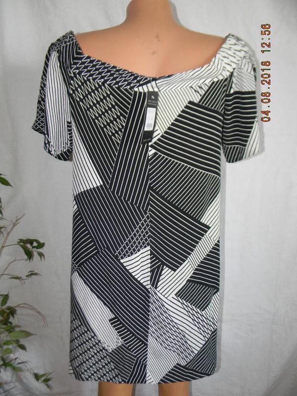 Новое легкое платье с открытыми плечами new look - Фото 2