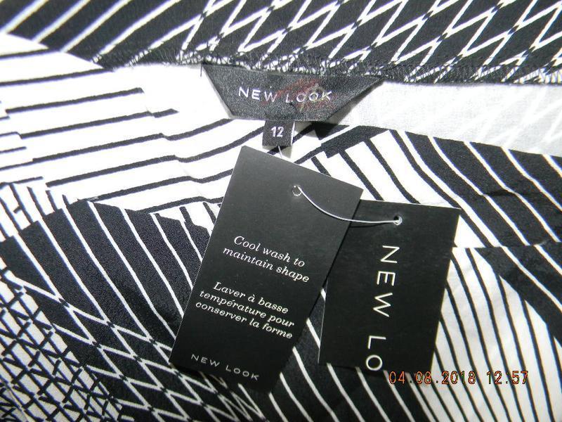 Новое легкое платье с открытыми плечами new look - Фото 3