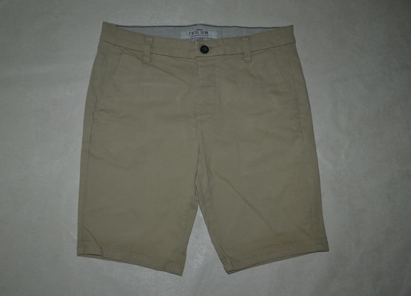 Мужские шорты бриджи бермуты topman (топмэн)