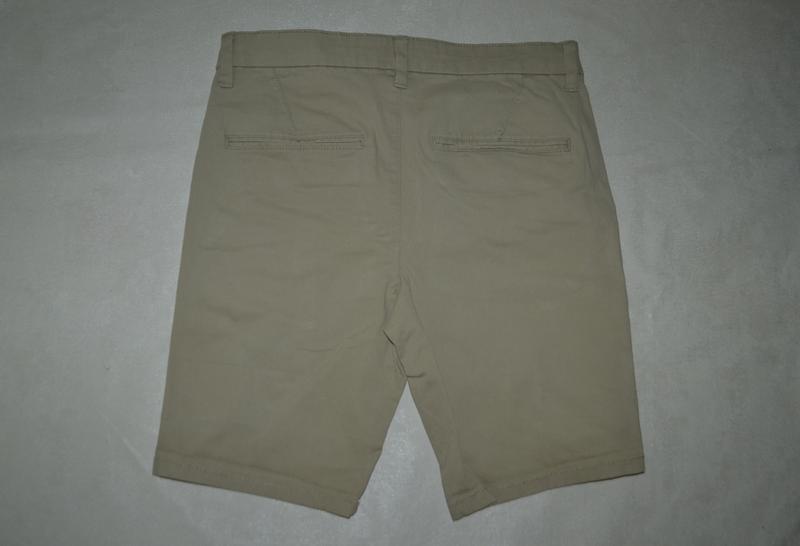 Мужские шорты бриджи бермуты topman (топмэн) - Фото 2