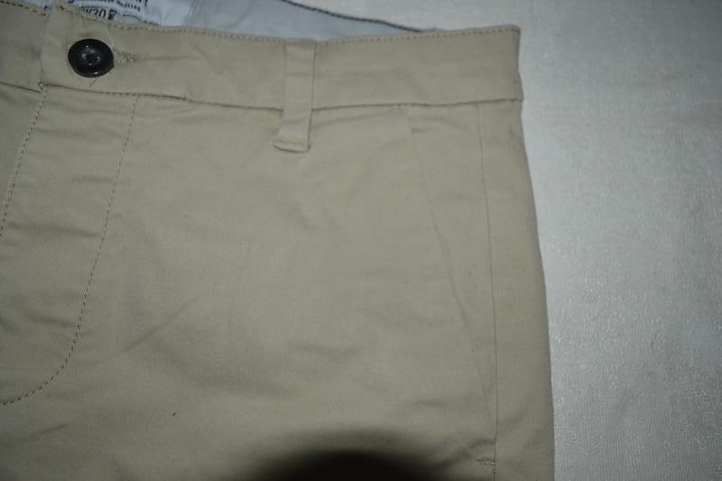Мужские шорты бриджи бермуты topman (топмэн) - Фото 4