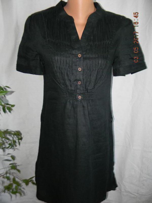 Распродажа!!!платье летнее тонкое лен