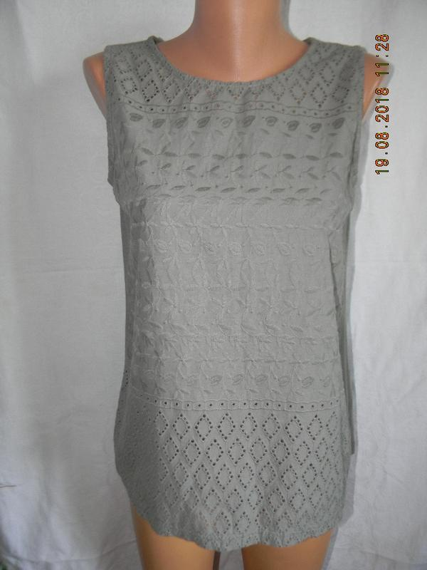 Новая блуза с вышивкой