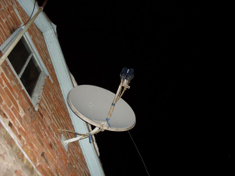 Комплект для встановлення супутникового ТВ на комп'ютер б/