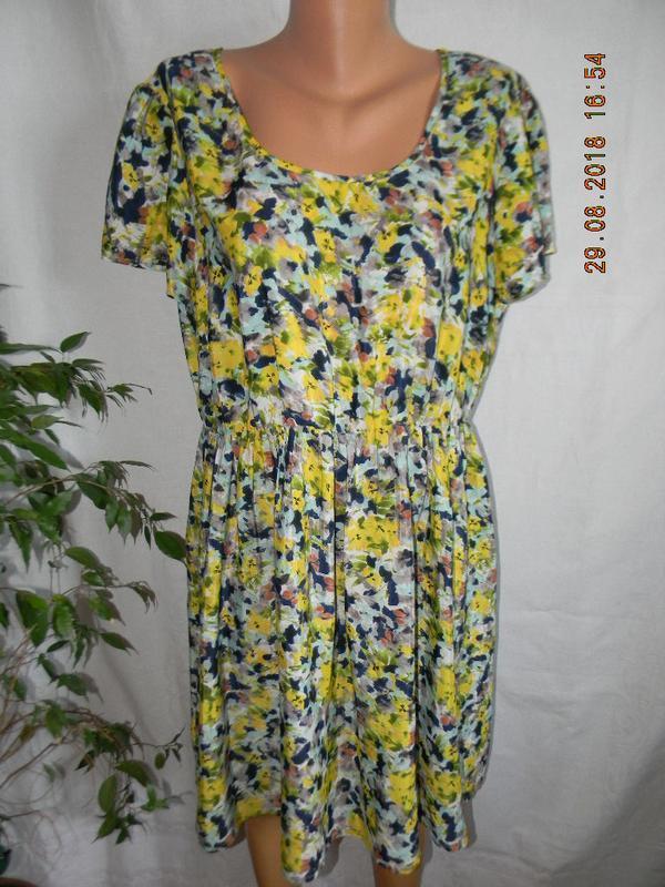 Легкое платье большого размера asos