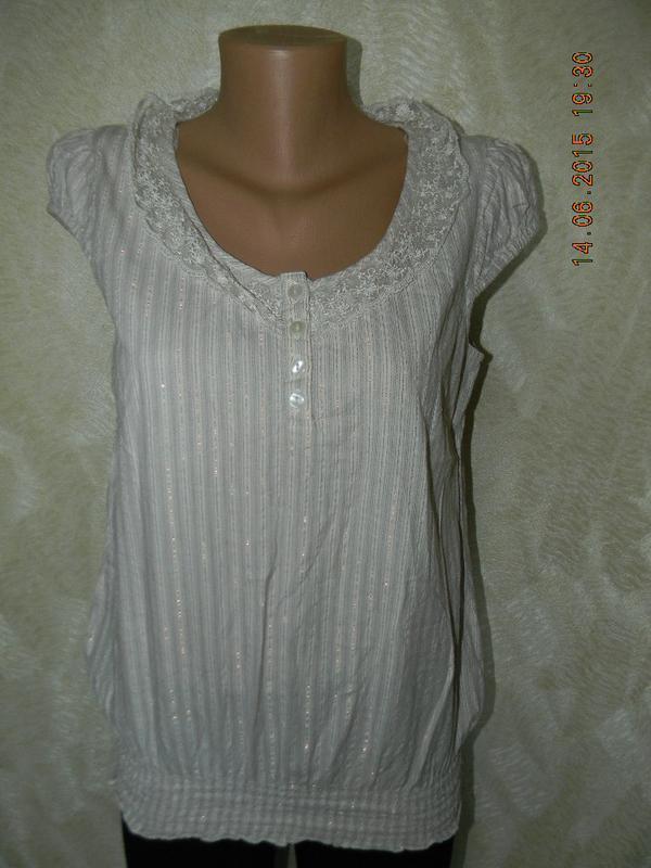 Блуза летняя натуральная