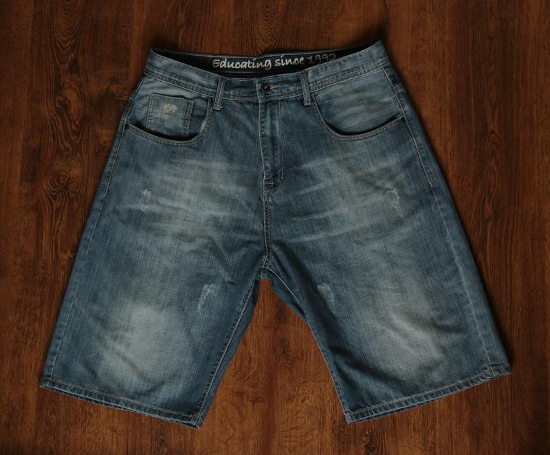 Мужские рэпперские шорты phat farm - Фото 3