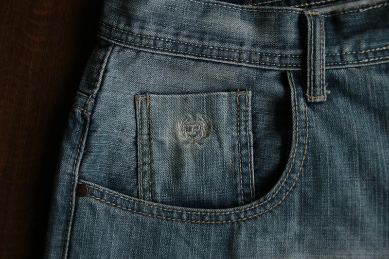 Мужские рэпперские шорты phat farm - Фото 4