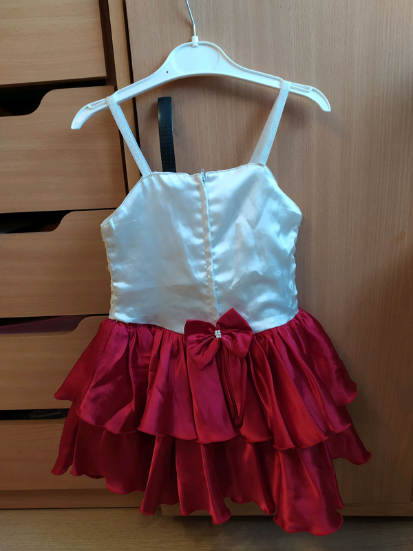 Шикарное платье девочке - Фото 2