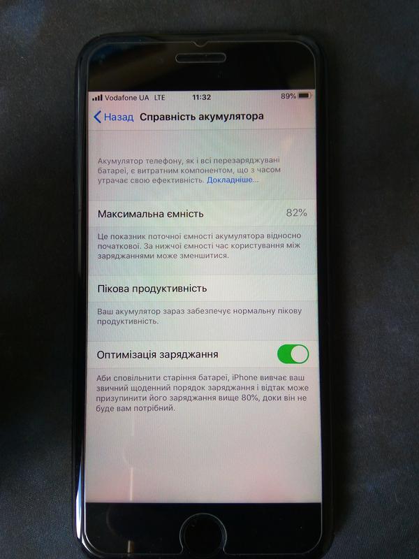 Apple iPhone 7 32GB Neverlock (Black Matte) - Фото 8