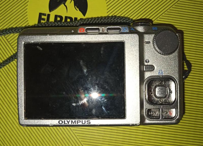 Olympus FE-340 - Фото 2