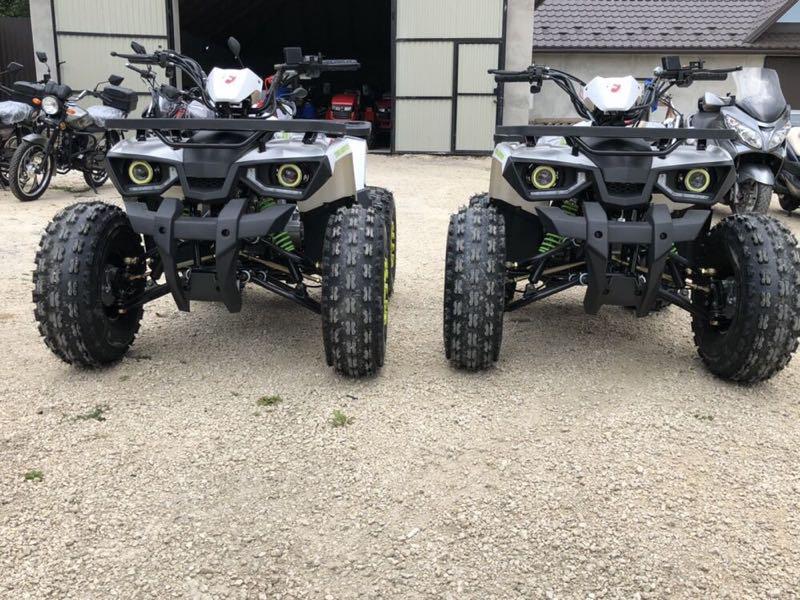 Квадроцикл FORTE HUNTER 125, НОВИЙ 2020 рік!!! 125 куб - Фото 6