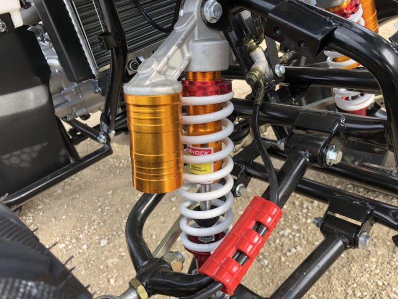 Квадроцикл HAMMER 250cc, 4x2, Кардан! Новинка 2019 Доставка! - Фото 8