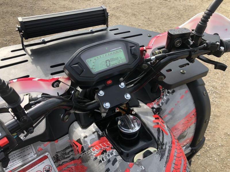 Квадроцикл HAMMER 250cc, 4x2, Кардан! Новинка 2019 Доставка! - Фото 10